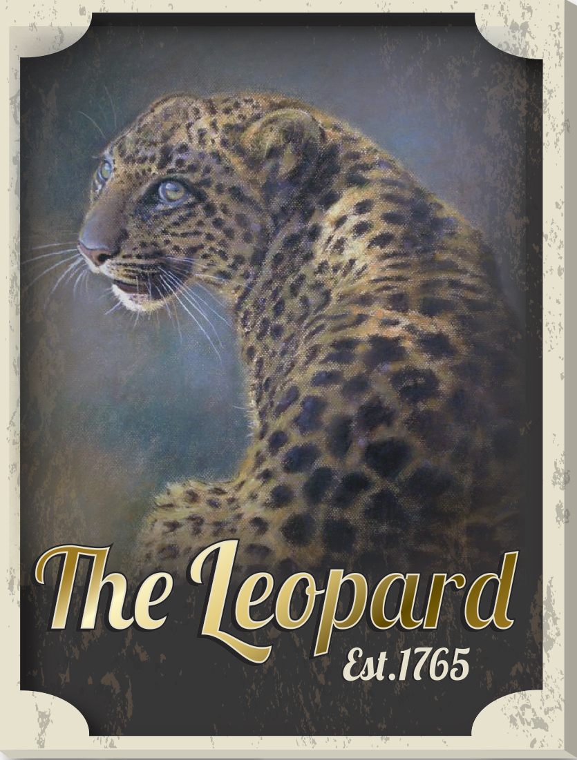 Leopard sign