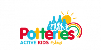 Potteries Kids Logo