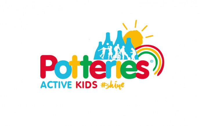 Potteries Kids Logo