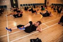 Lizzie Lea exercise class