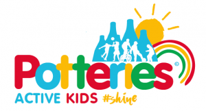 Potteries Active Kids logo