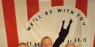 Dvae hughes Gordon Banks Terry Conroy