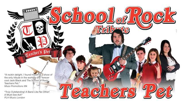 School of Rock Teachers Pet