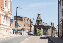 burslem-town-centre