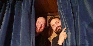 john-fox-and-giuliano-casadei-radio-presenters