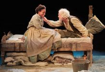 Krissi-Bohn-and-John-O-Mahony-in-Intemperance-at-the-New-Vic-Theatre.