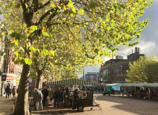 newcastle-under-lyme-market-town-centre