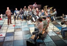 brassed-off-cast-new-vic-theatre