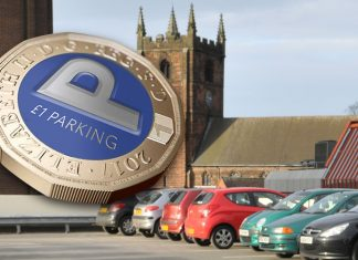 car-park-newcastle-under-lyme