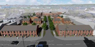 aerial-view-of-new-housing-development-in-stoke-on-trent