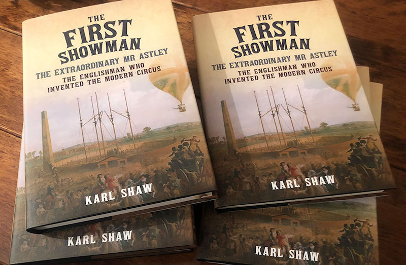 Philip-Astley-books-by-author-Karl-Shaw