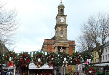 festive-market-stall-newcastle-under-lyme