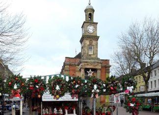 festive-market-stall-newcastle-under-lyme