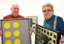 Dave-Harper-and-Mike-Cain-of-penkhull-artists