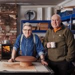 Mike-Cain-and-dave-Harper-Penkhull-Artists-Potters-Association