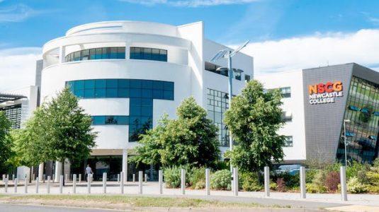 NSCGs-Newcastle-College-Campus