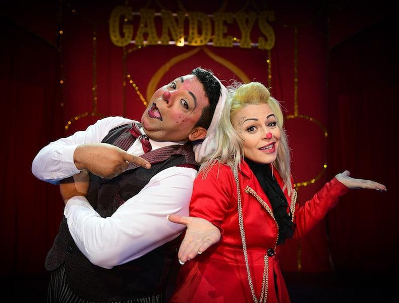 Chico-andreea-clowns-gandeys-circus-march-2020