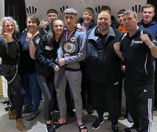Brad-Finn-and-Featherstone-Gym-team