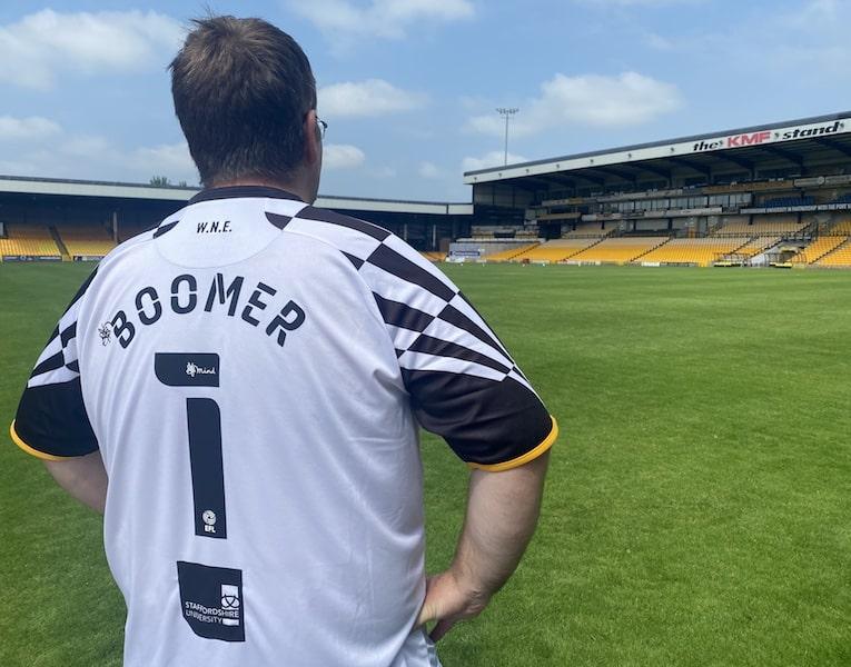 Gavin-Yorke-Port-Vale-FC-Boomer-Mascot-retired