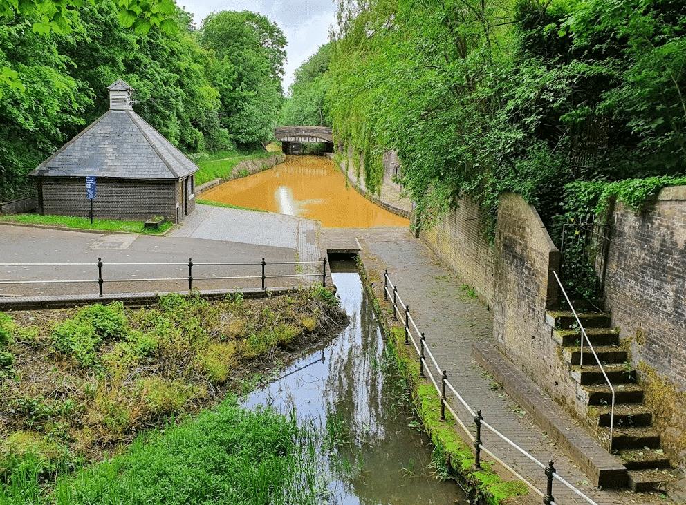 Kidsgrove-canal