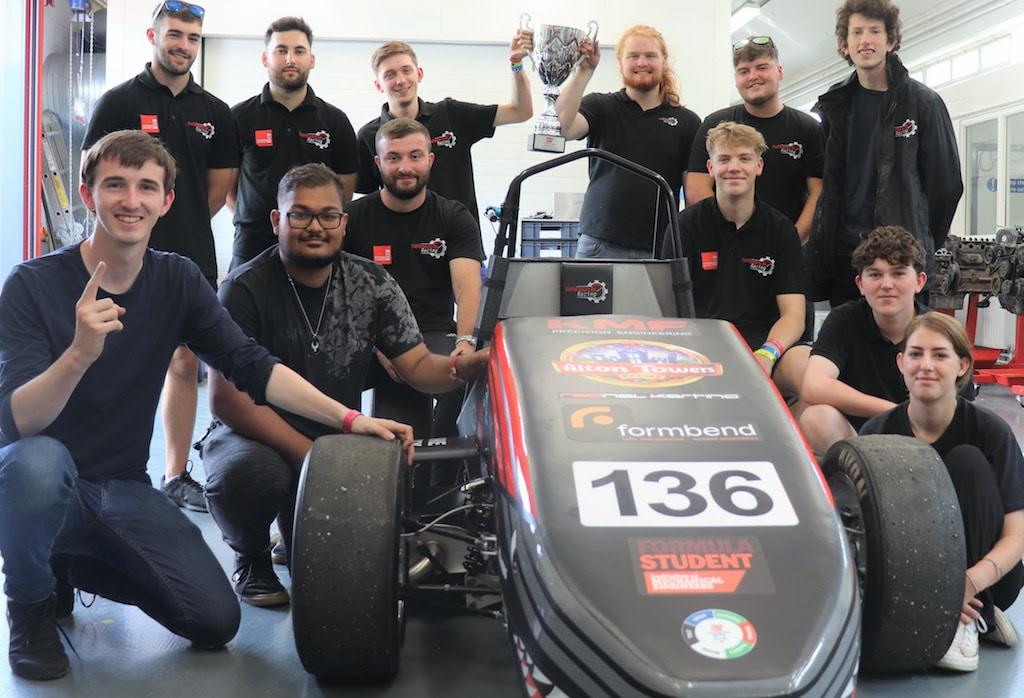 Staffordshire-University-motorsport