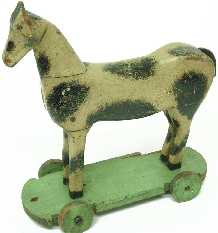 Sheila-Bloor-Wooden-Horse